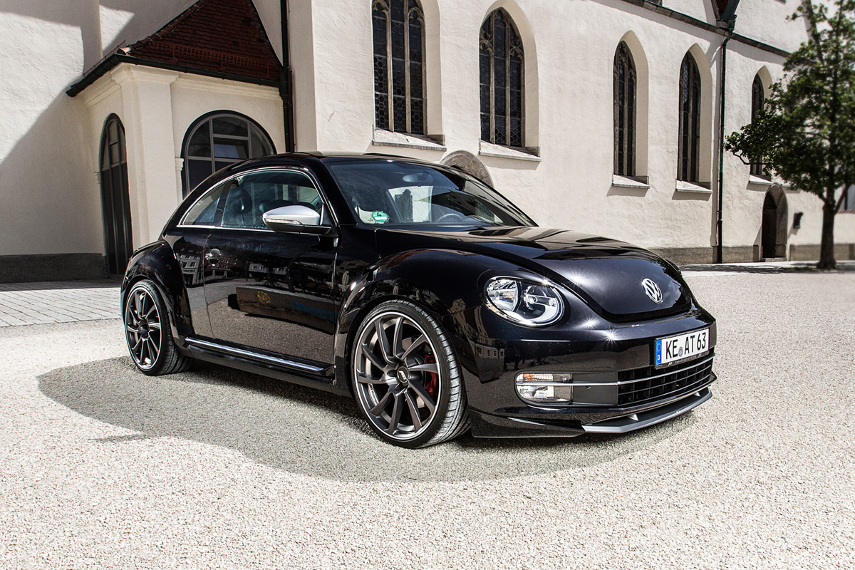 ABT Sportsline now offers a new tuning package for the Volkswagen's Beetle