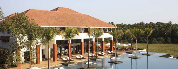Alila Diwa Goa - luxury 5 star resort