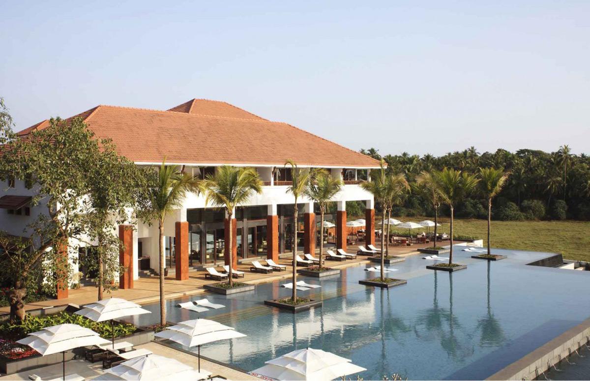 Alila Diwa Goa - luxury 5 star resort