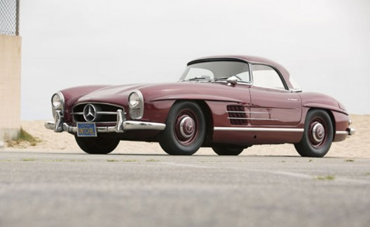 Auctions America has highly successful California Collector Car Auction in Burbank, California
