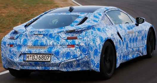 At the Frankfurt Motor Show this September BMW will have its official premiere of serial i8
