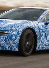 BMW i8 To Debut At Frankfurt Auto Show