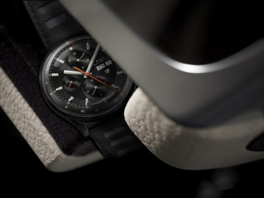 The Ball for BMW Chronograph is the latest addition to the collection