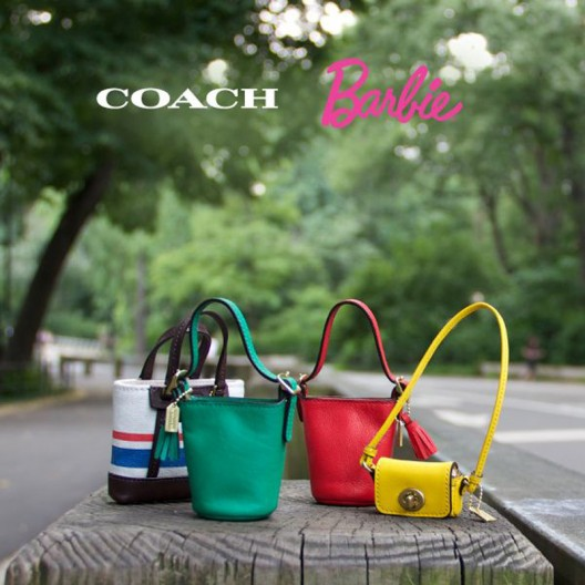 Special Edition Coach Barbie Doll Extravaganzi