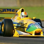 On Auction Is Benetton B191 Car In Which Schumacher Won The First Points