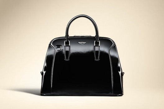 Bentley Motors have now decided to impress the ladies, creating a line of bags