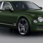 Bentley Le Mans Limited Edition Mulsanne Only For American Market