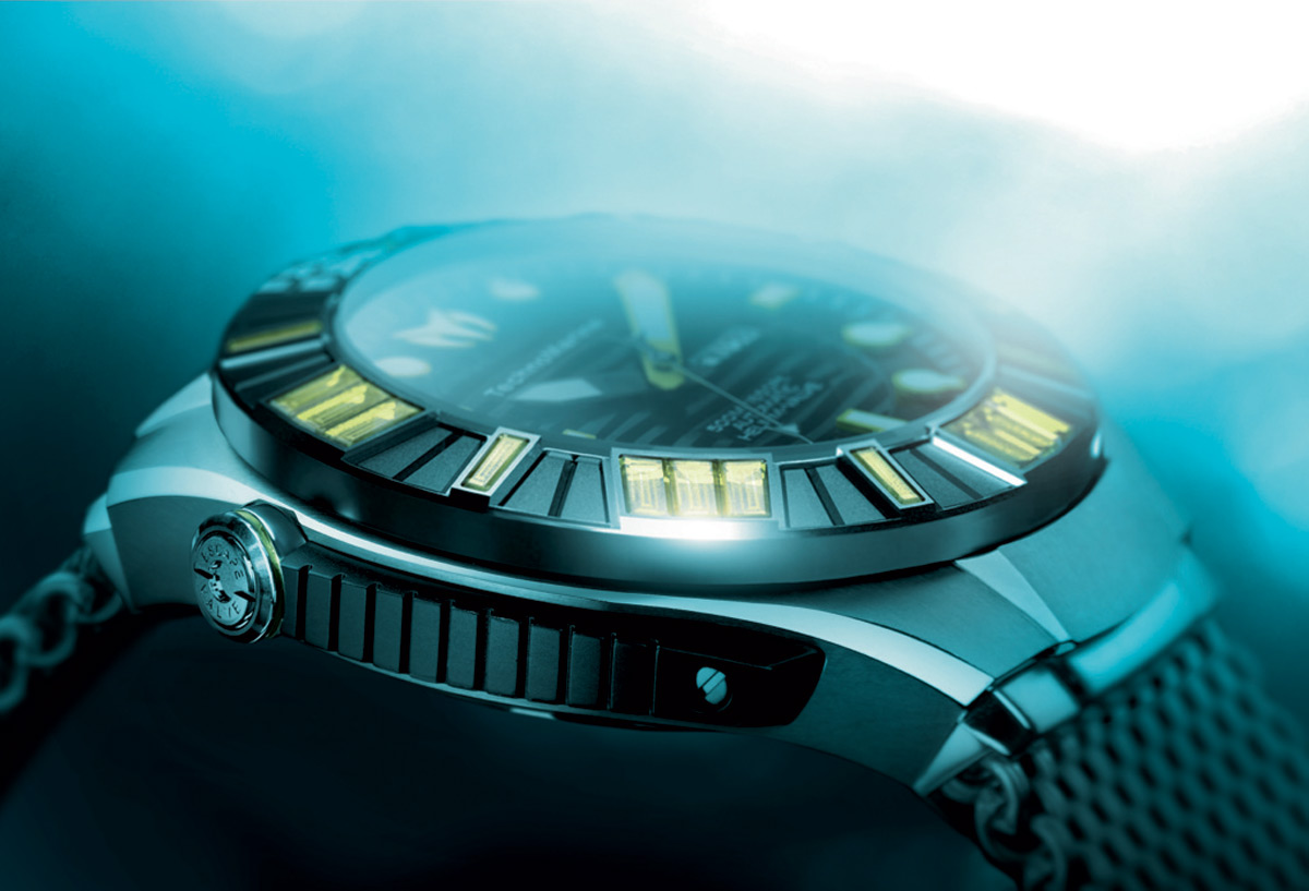 Technomarine BlackReef Ti Ultimate Watch