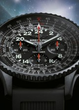Breitling Company, on the occasion of the 50 anniversary of the creation of Breitling Cosmonaute watches collection