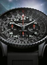 New Breitling Navitimer Cosmonaute Blacksteel Watch