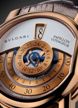 "Bulgari Papillon Voyageur Watch: The French Luxury ""Butterfly"""