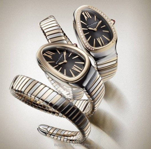 Bulgari Serpenti Tubogas 2013 collection marries mythology to modern-day jewelry