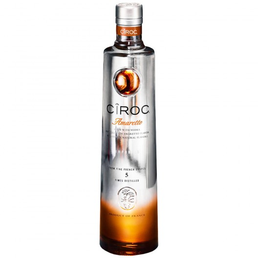 Diageo, Sean Combs unveil CIROC Amaretto vodka