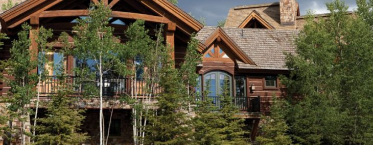 No-Reserve Auction Slated for Luxurious Cabin in Telluride Mountain Village