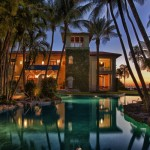 Castello Del Sol – Luxury Miami Beach Waterfront Estate Sold for $30 Million