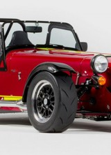 New Caterham 620R Has Arrived