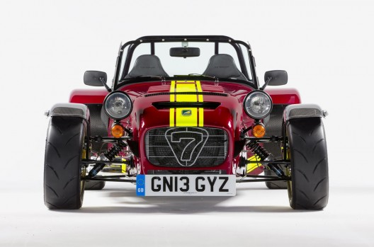 The Caterham 620R has recently arrived