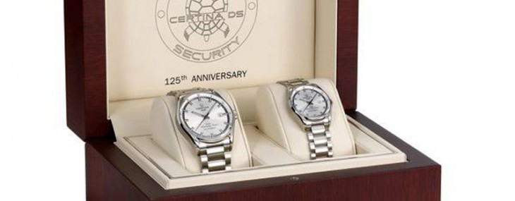 Certina Watches For Her And Him In Limited Edition