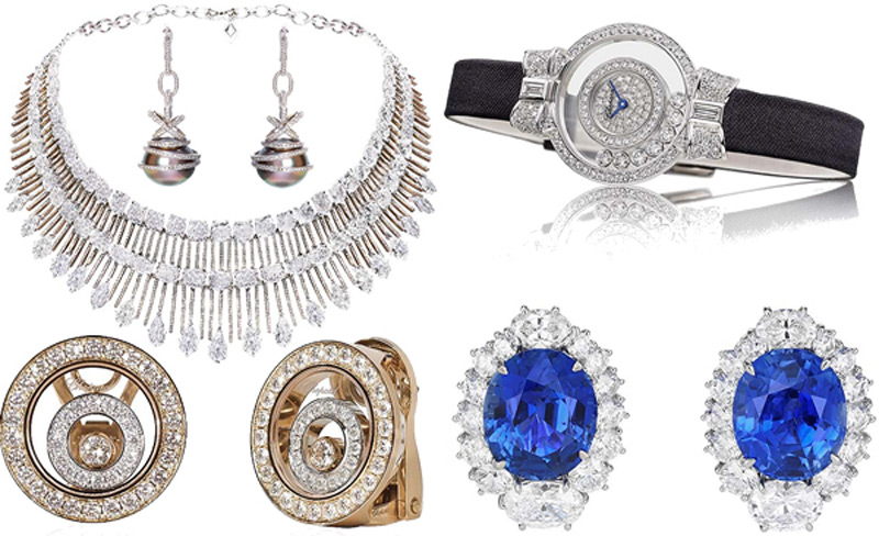 Chopard designs jewelry for reel-life Princess Diana