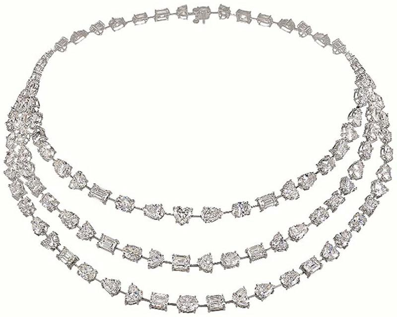 Royal Jewelry Chopard For Diana Starring Naomi Watts