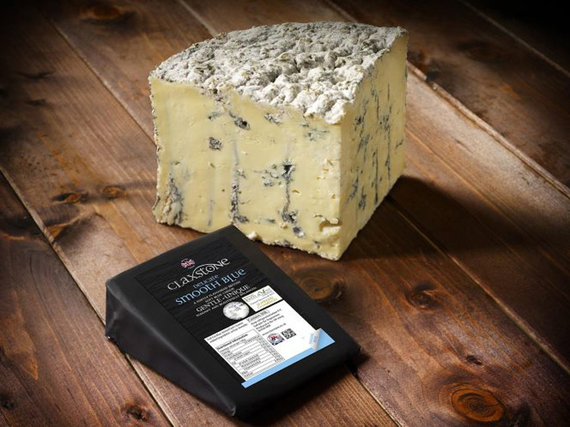 World's Best Cheese Is Claxstone Smooth Blue