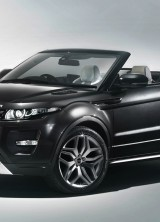Range Rover Evoque Convertible Gets The Green Light