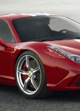 New Ferrari 458 Speciale