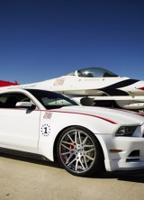 Ford Mustang GT U.S. Air Force Thunderbirds Edition Sold For $398,000