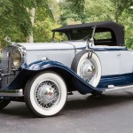 1931 Studebaker President Four Seasons Roadster At Auctions America