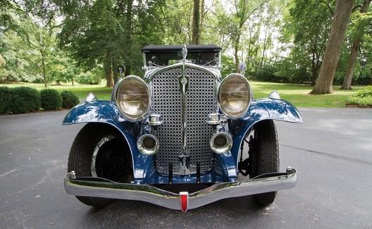 1931 Studebaker President Four Seasons Roadster At Auctions America