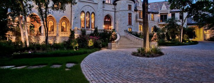 French Chateau Inspired Mansion Is Heading To Auction