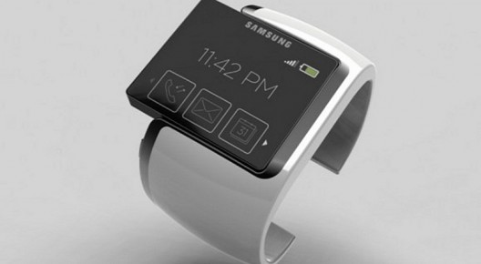 Samsung will present on the 4 September in Berlin, a new product, a smart watch, called Galaxy Gear