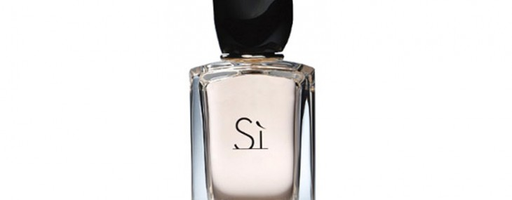 Giorgio Armani Si fragrance is Harrods exclusive