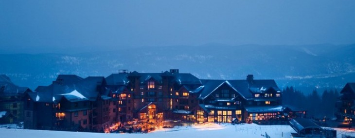 Elegant Ski Resort in Breckenridge, Colorado: Grand Lodge on Peak 7