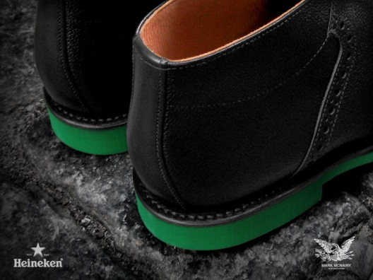 "Mark McNairy And Heineken Debut Exclusive Collaboration For The 2013 ""#Heineken100 "" Program"