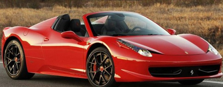 American Hennessey Performance presents its modified Ferrari 458 Spider HPE700 Twin Turbo