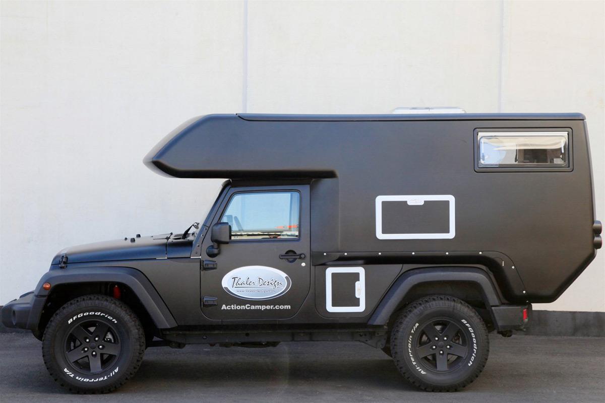 Jeep Action Camper Extravaganzi