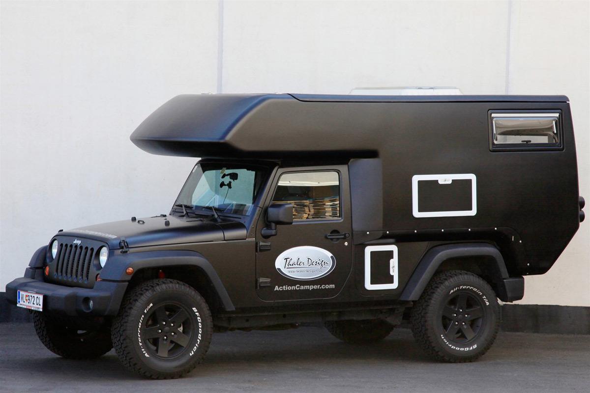 jeep action camper extravaganzi. Black Bedroom Furniture Sets. Home Design Ideas