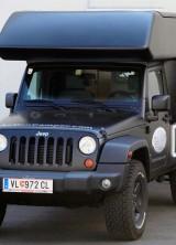 Jeep Action Camper