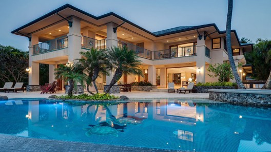For $28Million USD at Kapalua, Maui : High Tech, Significant Design, and Feng Shui