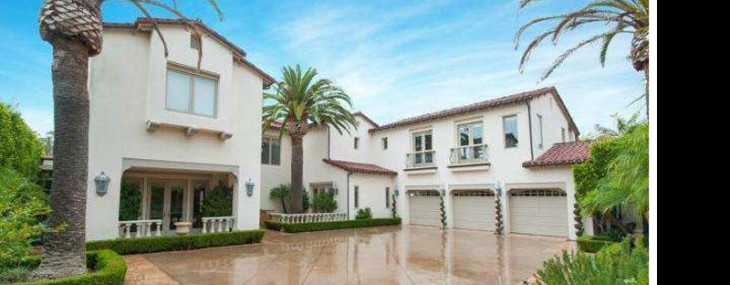 Kobe and Vanessa Bryant List Mock-Med MacMansion