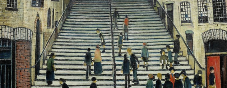 Bonhams to sell major work by L.S. Lowry that has emerged after 20 years from a private London collection