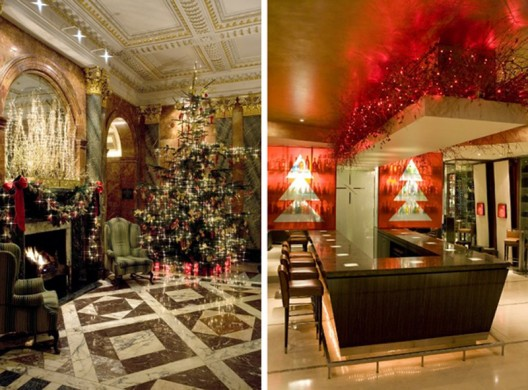Mandarin Oriental Hyde Park, London and Harrods team up to celebrate 2013 Christmas