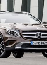 Mercedes GLA Finally Presented