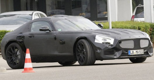 New Model From Mercedes, The Mercedes SLC