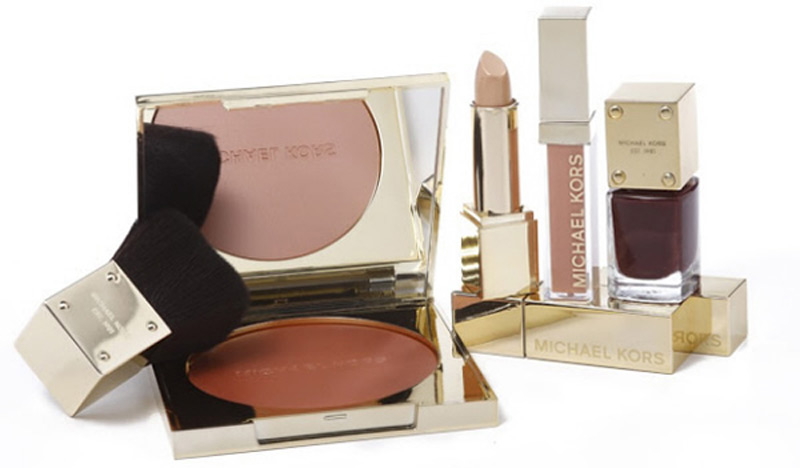 Michael Kors' first make-up line hits Macy's
