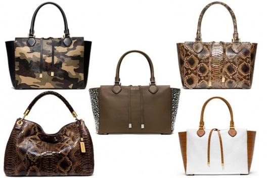 This season, the magnificence bears the name of Michael Kors