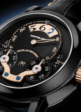 Montblanc Nicolas Rieussec Rising Hours Monaco for Only Watch Auction