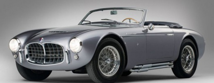 RM's Friday Monterey Auction Culminated With 1953 Ferrari 375 MM Spider
