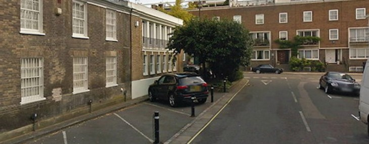 One parking space in central London, was sold for close to $470,000